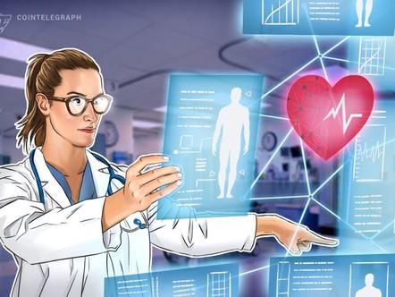 Empresa para armazenar dados de assistência médica na plataforma Blockchain para compartilhamento de