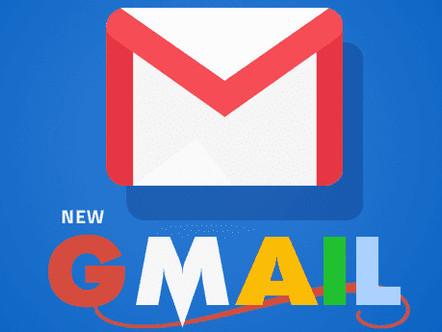 Google redesenha o Gmail - Aqui está uma lista de incríveis novos recursos.