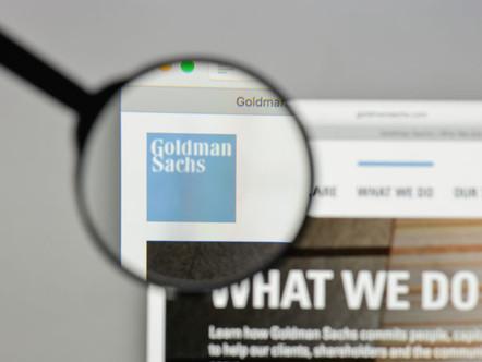 Goldman Sachs investe na plataforma blockchain Veem