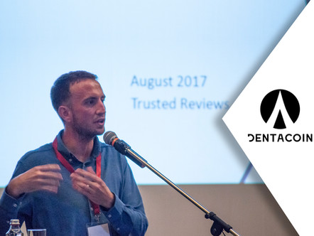 Jeremias Grenzebach, Dentacoin na 11ª conferência internacional sobre economia digital e Blockchain
