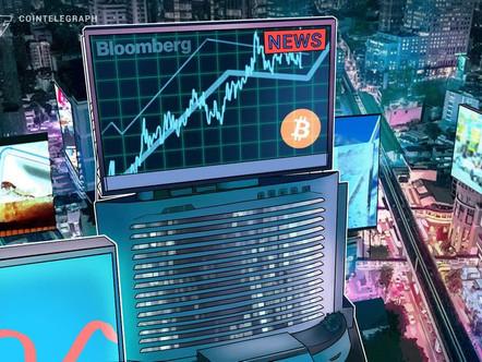 Bloomberg: O recente renascimento da Bitcoin pode estar ligado à negociação algorítmica