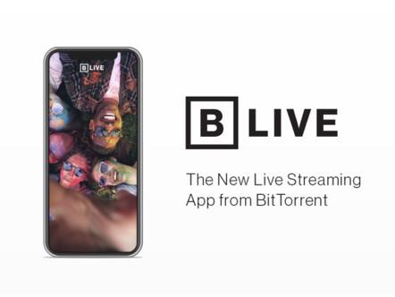 Tron (TRX) lança o BitTorrent Live com o BTT da BitTorrent como meio de pagamento
