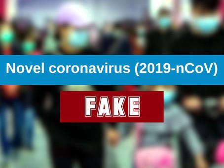 Cuidado!!! Ataques de Phishing se Esconden detrás del Coronavirus