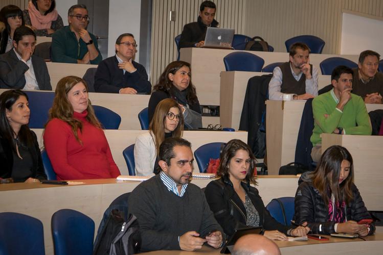 Charla Universidad Adolfo Ibañez