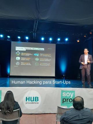 Charla HUB Providencia