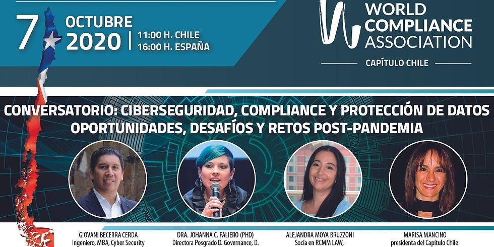 Conversatorio sobre Ciberseguridad, Compliance y Protección de Datos