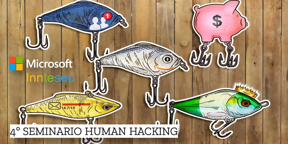 4º Seminario Human Hacking by Inntesec