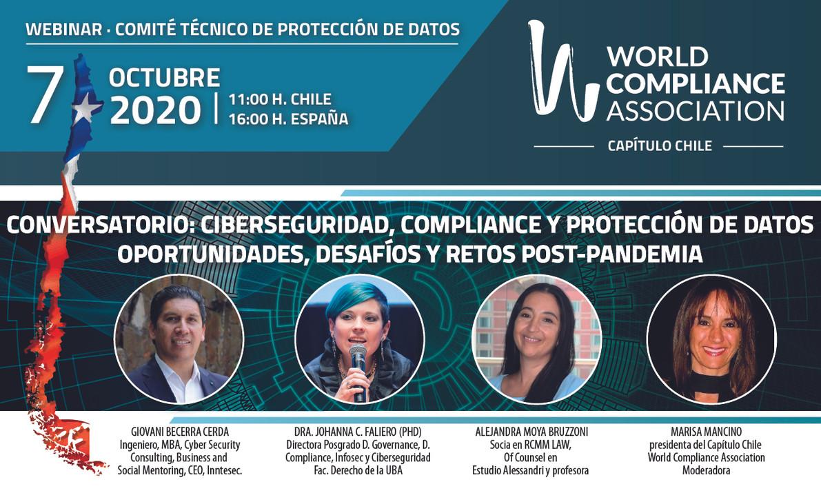 Conversatorio Online World Compliance Association