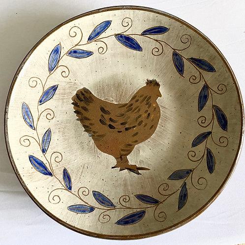 Hen bowl