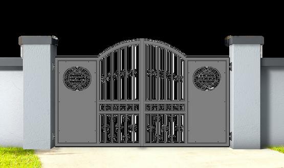 aluminum_gates_ UK_gates_aluminium_italia