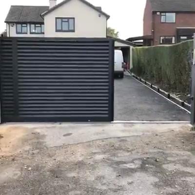 (95) Alugate Designer aluminium gates &