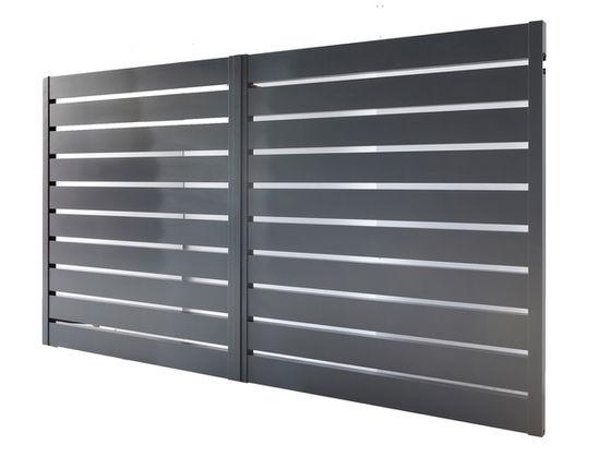 Alutrend modello ZAIRA aluminiumgates