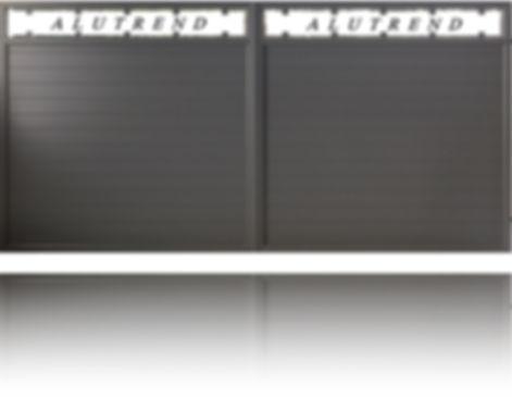 gates modern slats