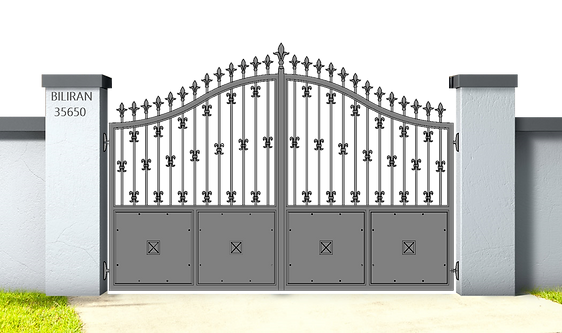 Cancello_in_alluminio_aluminium_gates