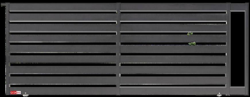 Cancello scorrevole con logo OPEN GO.png