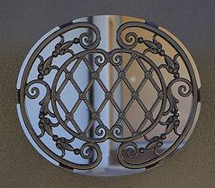 Decoro_OVALE_Alutrend_aluminium_gates