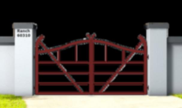GATES RANCH 60310