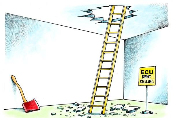 Habrá techo nuevo para la deuda