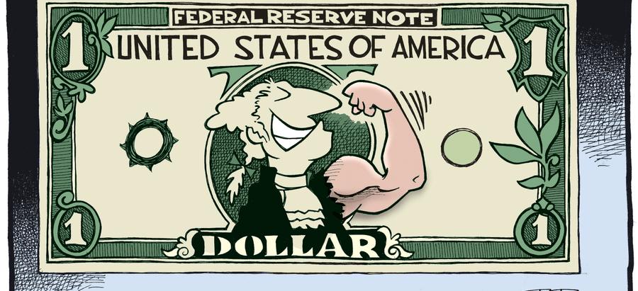 Cada dólar es su propio respaldo (II)