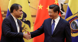 Sobre las preventas petroleras de Ecuador a China