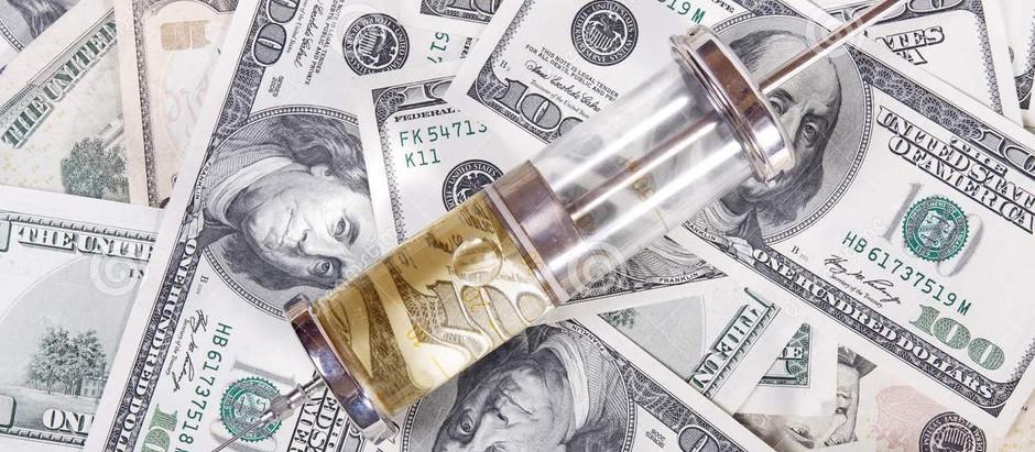 La economía necesita ser sanada, no dopada