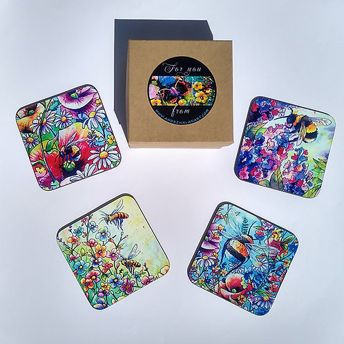 Luxury Coasters & Mouse Mats
