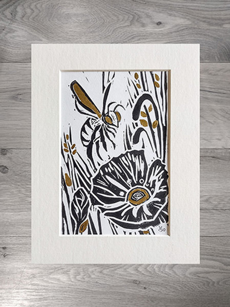 Lino cut Limited Editions