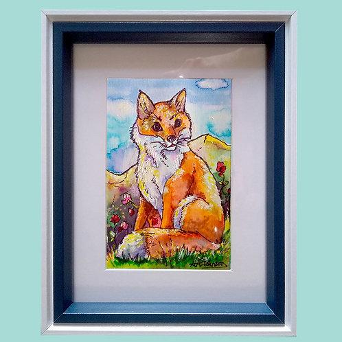 Watercolour Wildlife Collection