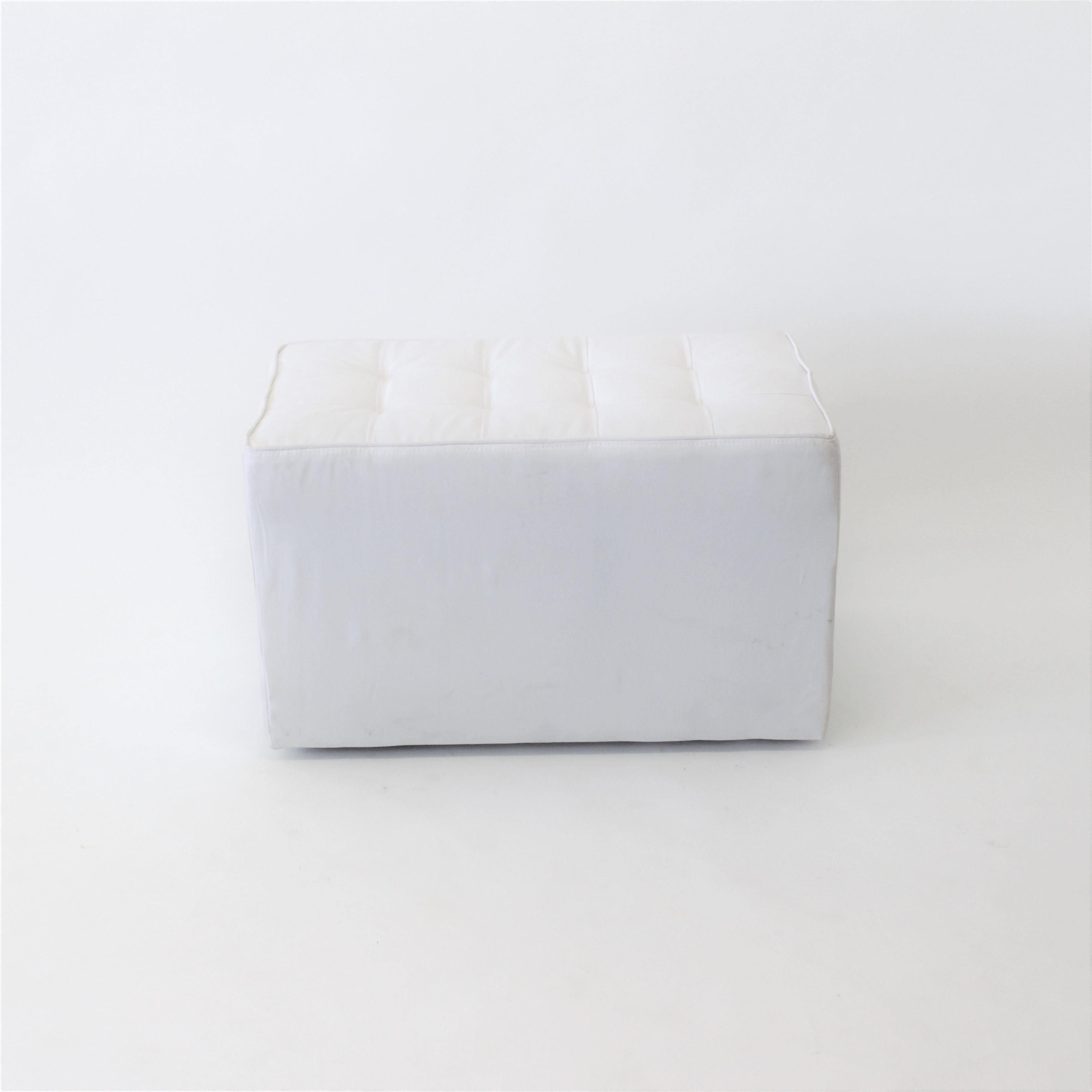 Puff Branco 90cm
