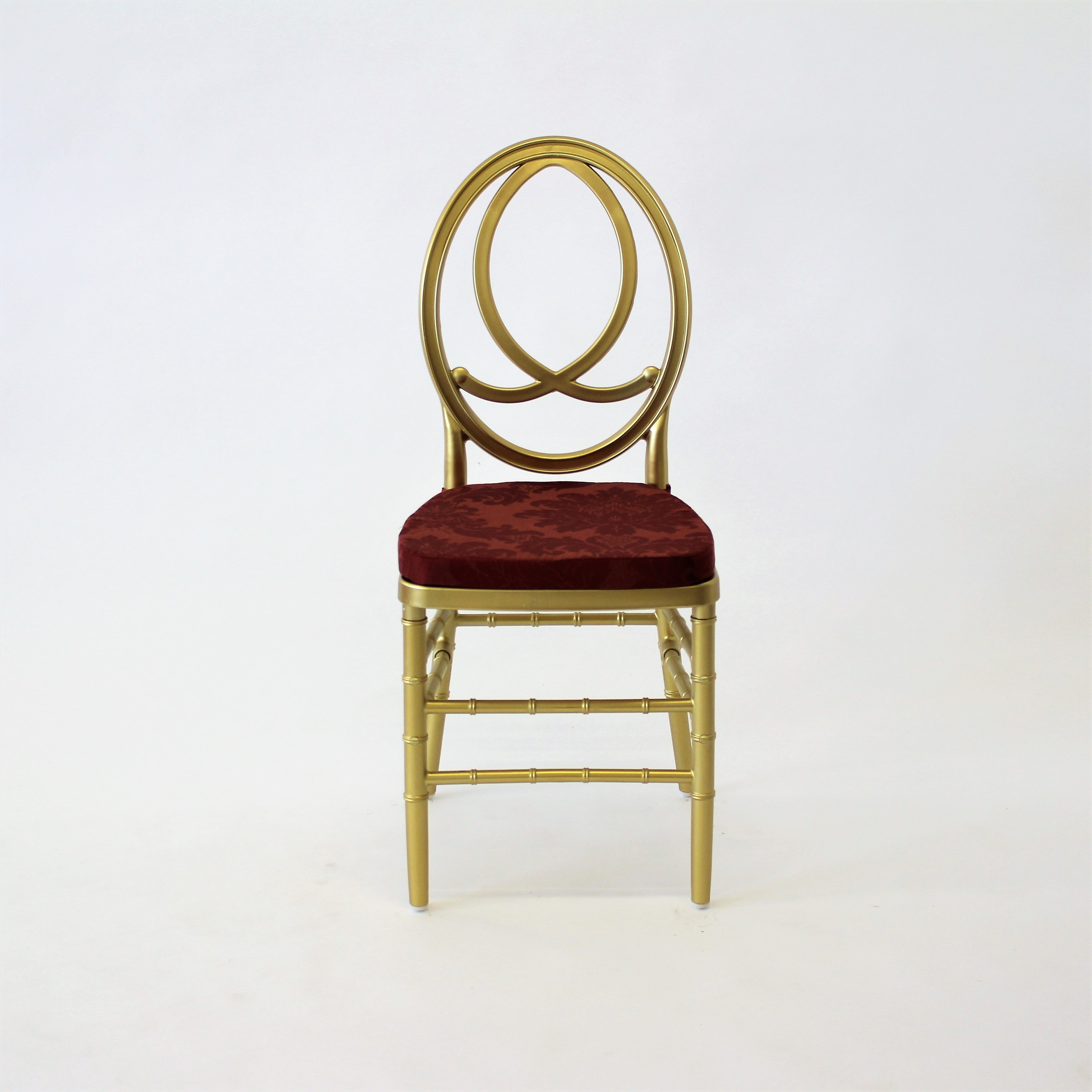 Cadeira Phoenix Dourada