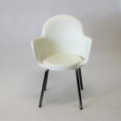 Cadeira Corporativa Branca