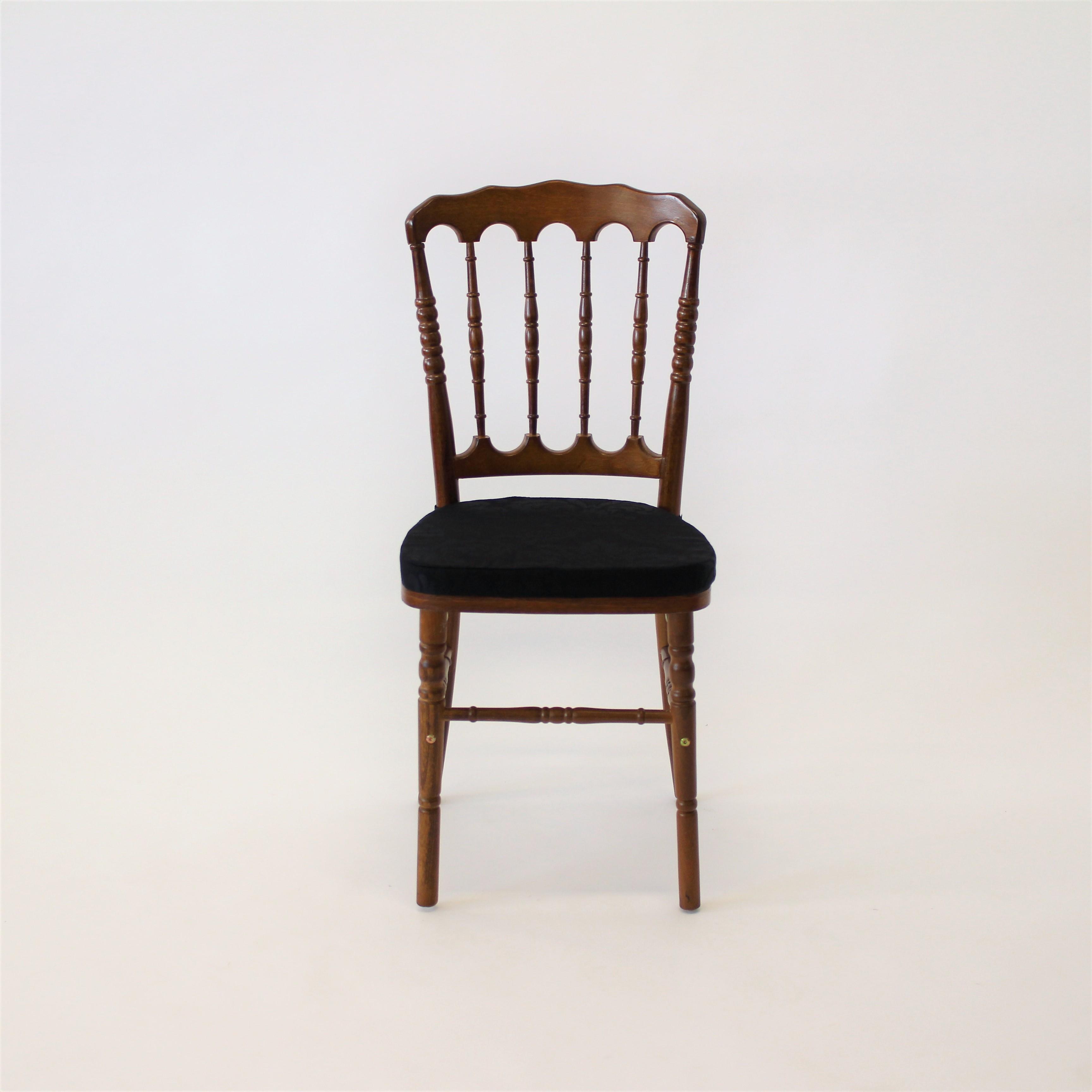 Cadeira Dior Imbuia
