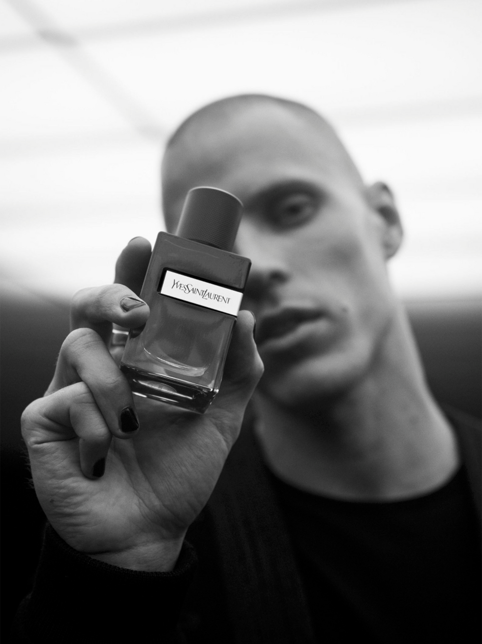 OLAV X YSL BEAUTY