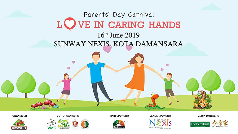 LOVE IN CARING HANDS