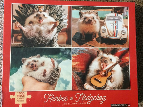 Herbee the Hedgehog Puzzle