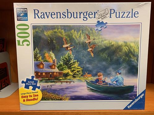 Weekend Escape Puzzle