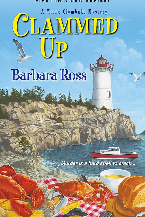 Clammed Up - A Maine Clambake Mystery #1