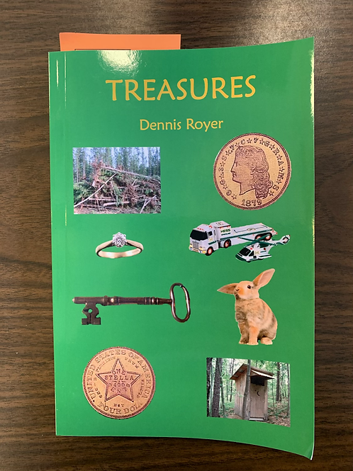Treasures - Legacy Perry County Mystery #2