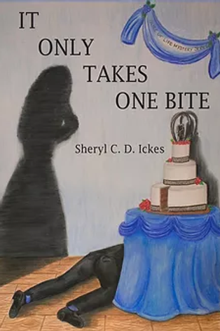 It Only Takes A Bite –  A Slice of Life Mystery #1