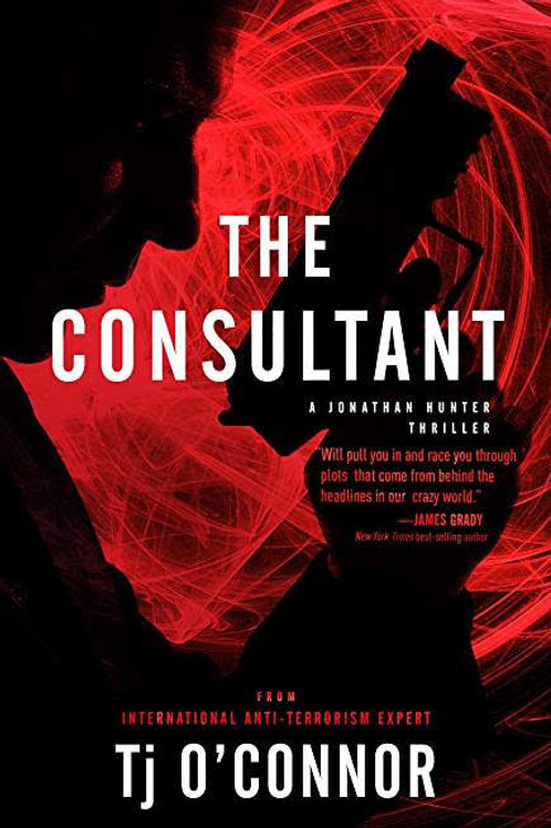 The Consultant – Jonathan Hunter #1