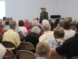 Craig Johnson Author Event