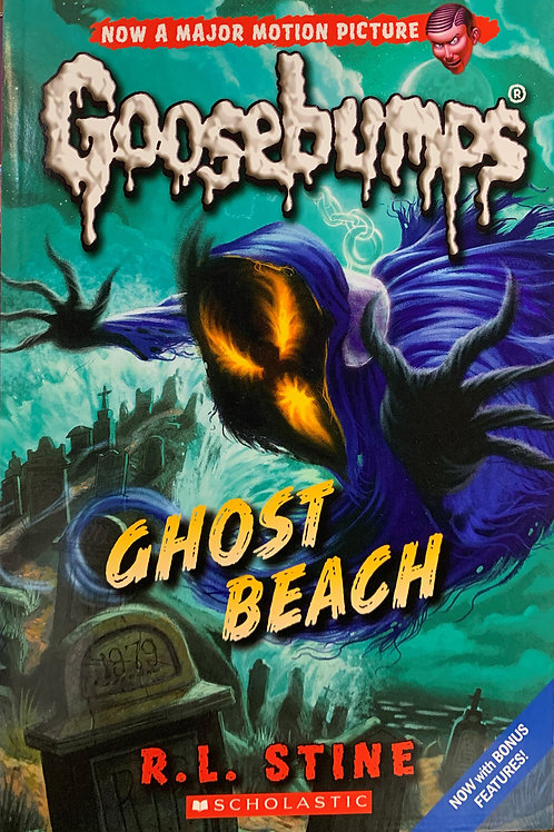 Goosebumps #15: Ghost Beach