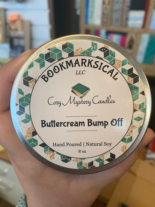 Buttercream Bump Off Soy Candle