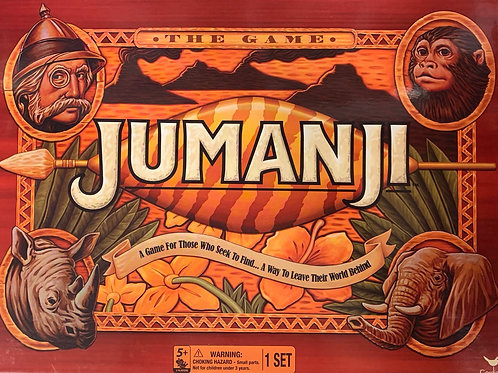 Jumanji: The Original Board Game