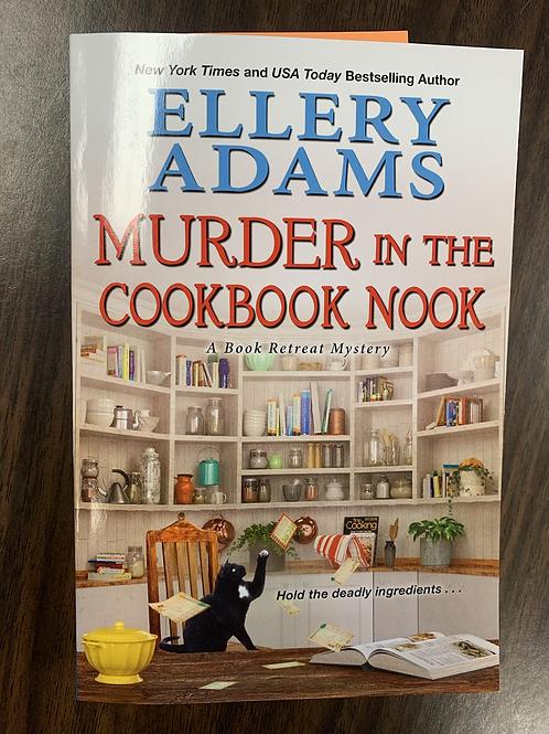 Murder in the Cookbook Nook - A Book Retreat Mystery #7