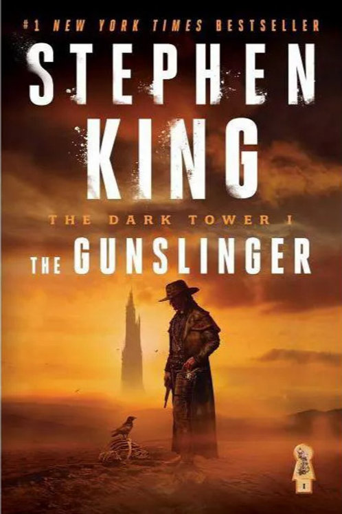 The Dark Tower I, Volume 1 - The Gunslinger