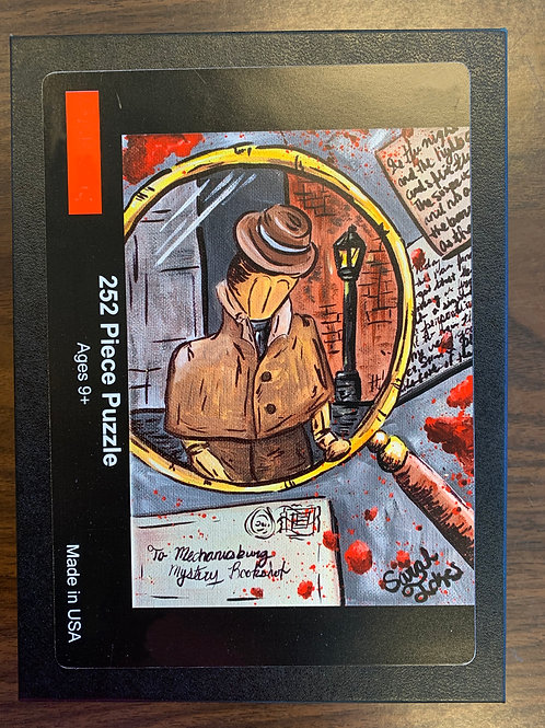 Detective Mannequin Puzzle