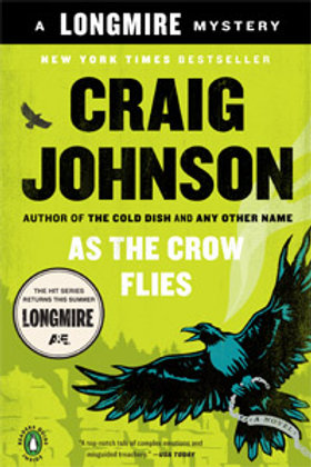 As the Crow Flies - Longmire Series #8