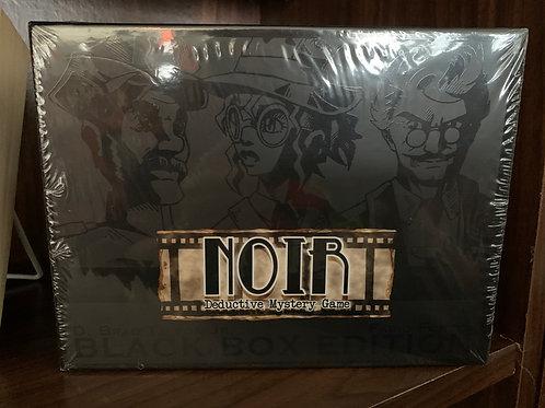Noir: Deductive Mystery Game