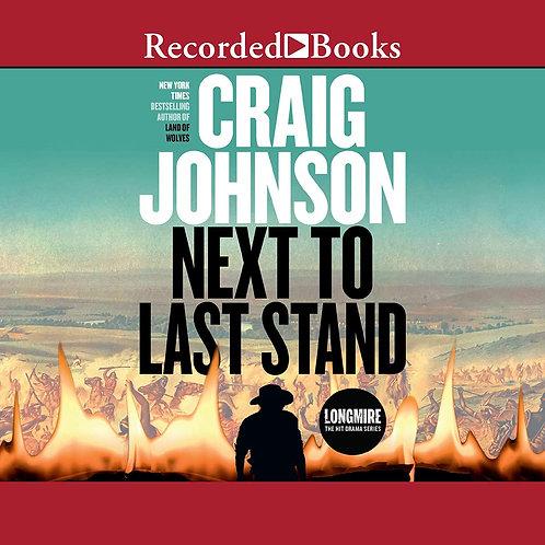 Next to Last Stand (Audiobook) - Longmire Series #16